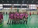 Sukces dziewcząt  klasy  sportowej
